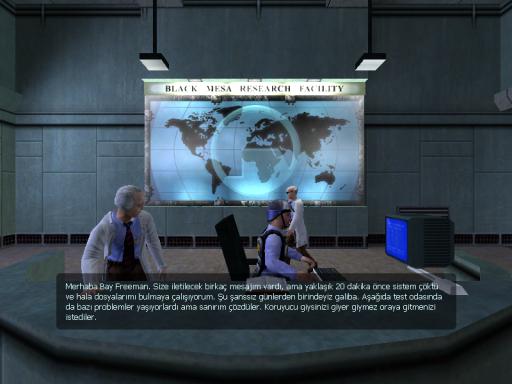 Half-Life: Source Türkçe Yama