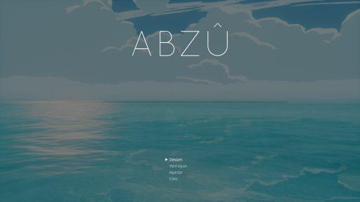 Abzu Türkçe Yama 1. Ekran Görüntüsü