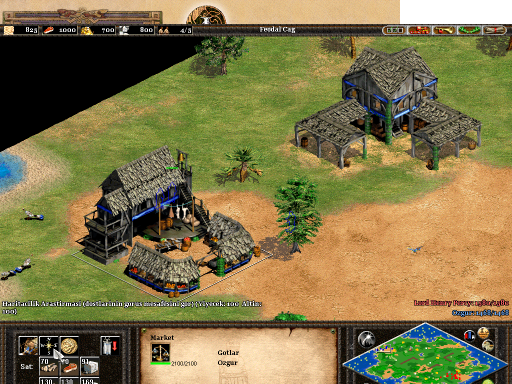 Age Of Empires II The Conquerors Türkçe Yama (4)