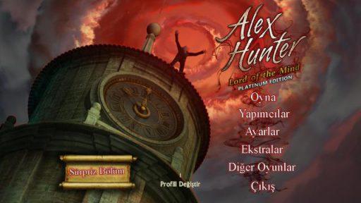 Alex Hunter: Lord of the Mind Türkçe Yama 1. Ekran Görüntüsü