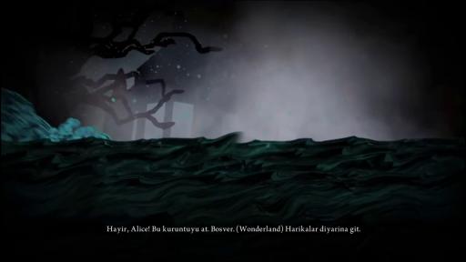 Alice: Madness Returns Türkçe Yama 1. Ekran Görüntüsü