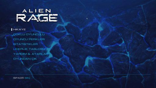 Alien Rage - Unlimited Türkçe Yama 1. Ekran Görüntüsü