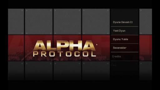 Alpha Protocol Türkçe Yama 2. Ekran Görüntüsü