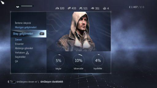 Assassin\'s Creed Rogue Türkçe Yama 1. Ekran Görüntüsü