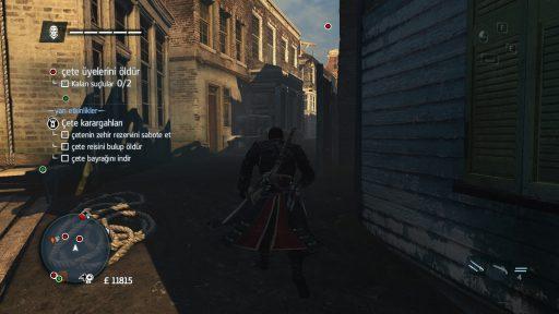 Assassin\'s Creed Rogue Türkçe Yama 3. Ekran Görüntüsü
