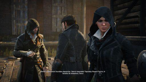 Assassin\'s Creed: Syndicate Türkçe Yama 3. Ekran Görüntüsü