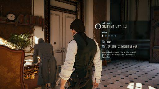 Assassin\'s Creed: Unity Türkçe Yama 11. Ekran Görüntüsü
