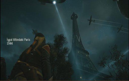 Assassin\'s Creed: Unity Türkçe Yama 14. Ekran Görüntüsü