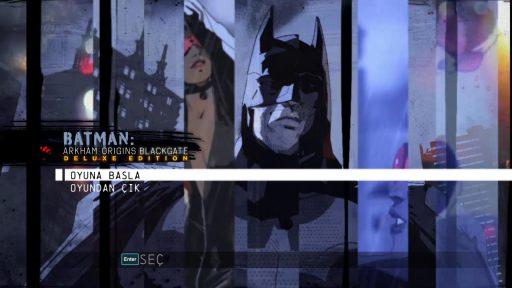 Batman: Arkham Origins Blackgate Türkçe Yama 2. Ekran Görüntüsü