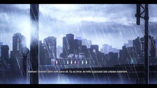 Batman: Arkham Origins Blackgate Türkçe Yama 4. Ekran Görüntüsü
