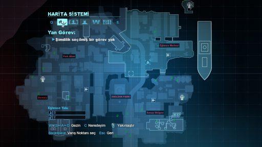 Batman: Arkham Origins Türkçe Yama 3. Ekran Görüntüsü