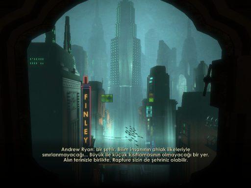 BioShock 1 Türkçe Yama 2. Ekran Görüntüsü