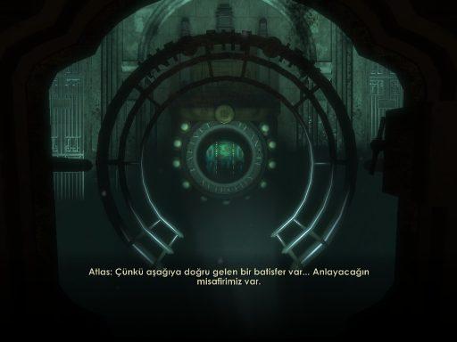BioShock 1 Türkçe Yama 3. Ekran Görüntüsü