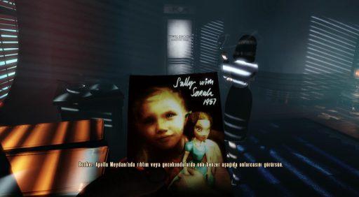 BioShock Infinite: Burial at Sea 1-2 Türkçe Yama 1. Ekran Görüntüsü