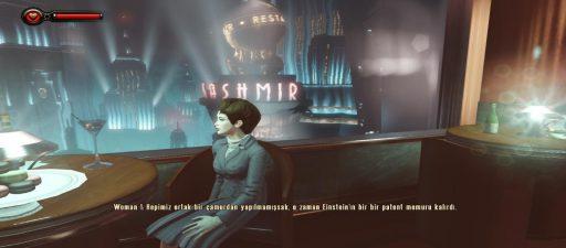 BioShock Infinite: Burial at Sea 1-2 Türkçe Yama 2. Ekran Görüntüsü