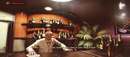 BioShock Infinite: Burial at Sea 1-2 Türkçe Yama 3. Ekran Görüntüsü
