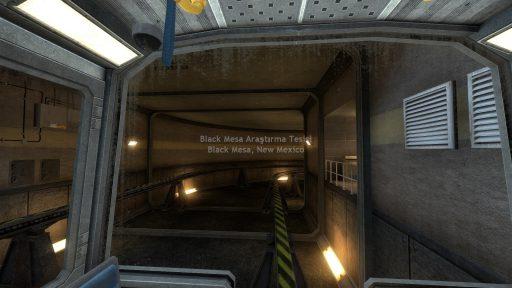 Black Mesa Türkçe Yama 1. Ekran Görüntüsü