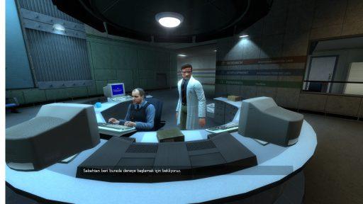 Black Mesa Türkçe Yama 3. Ekran Görüntüsü
