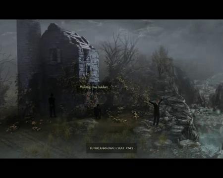 Black Mirror III: Final Fear Türkçe Yama 1. Ekran Görüntüsü