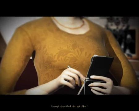 Black Mirror III: Final Fear Türkçe Yama 2. Ekran Görüntüsü