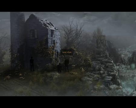 Black Mirror III: Final Fear Türkçe Yama 3. Ekran Görüntüsü