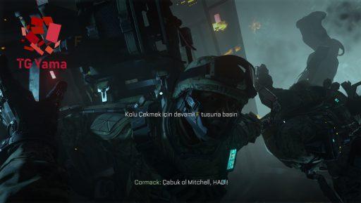 Call of Duty: Advanced Warfare Türkçe Yama 1. Ekran Görüntüsü