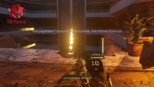 Call of Duty: Advanced Warfare Türkçe Yama 2. Ekran Görüntüsü