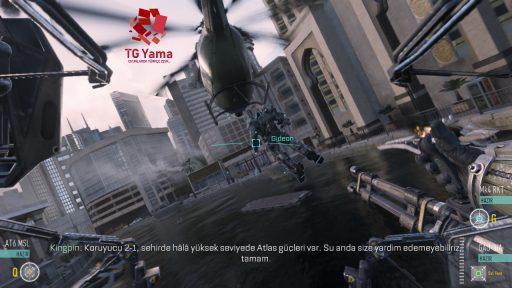 Call of Duty: Advanced Warfare Türkçe Yama 4. Ekran Görüntüsü