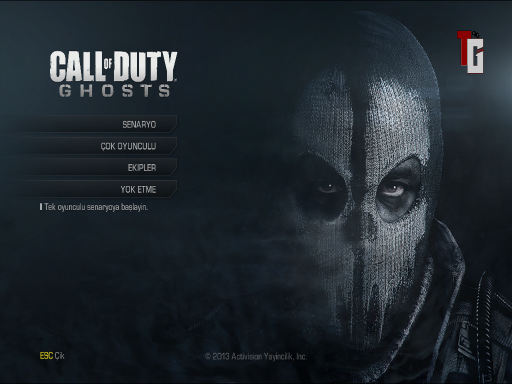 Call of Duty: Ghosts Türkçe Yama 1. Ekran Görüntüsü