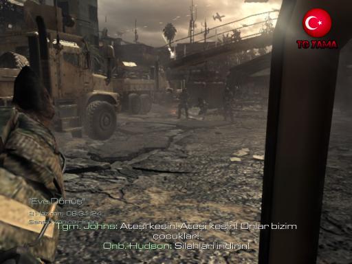 Call of Duty: Ghosts Türkçe Yama 3. Ekran Görüntüsü