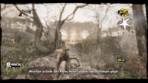 Call of Juarez: Gunslinger Türkçe Yama 1. Ekran Görüntüsü