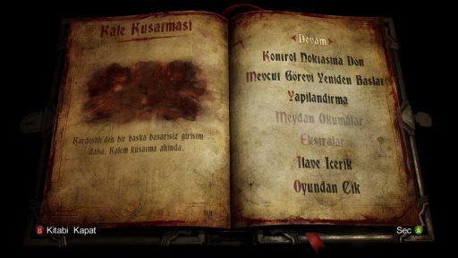 Castlevania: Lords of Shadow 2 Türkçe Yama 1. Ekran Görüntüsü