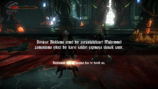 Castlevania: Lords of Shadow 2 Türkçe Yama 2. Ekran Görüntüsü
