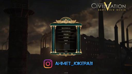 Civilization V Türkçe Yama 1. Ekran Görüntüsü