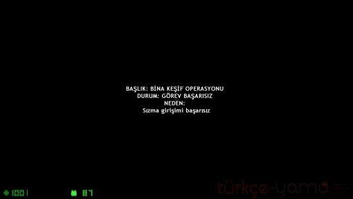 Counter-Strike: Condition Zero Deleted Scenes Türkçe Yama 4. Ekran Görüntüsü