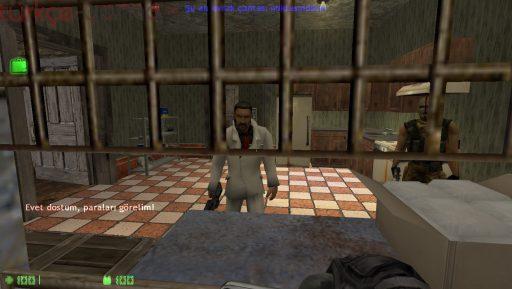 Counter-Strike: Condition Zero Deleted Scenes Türkçe Yama 6. Ekran Görüntüsü