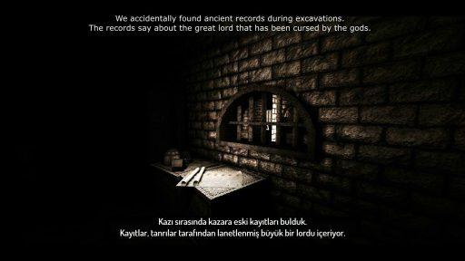 Dark Egypt Türkçe Yama 2. Ekran Görüntüsü