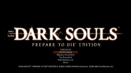 Dark Souls Prepare To Die Edition Türkçe Yama 1. Ekran Görüntüsü