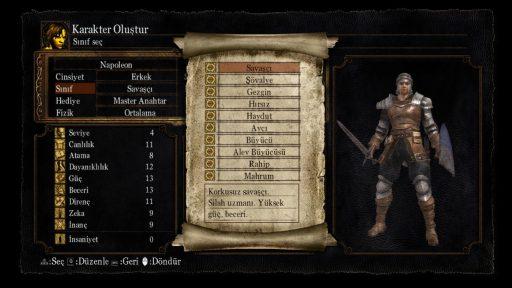 Dark Souls Prepare To Die Edition Türkçe Yama 2. Ekran Görüntüsü