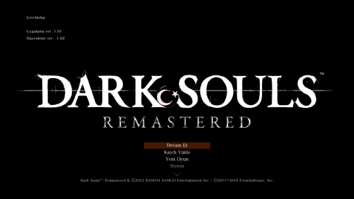 Dark Souls: Remastered Türkçe Yama 1. Ekran Görüntüsü