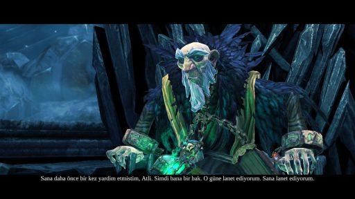 Darksiders II Türkçe Yama 1. Ekran Görüntüsü