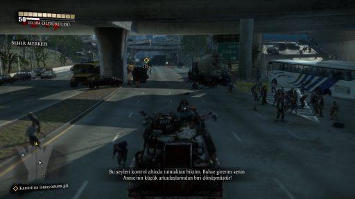 Dead Rising 3 Türkçe Yama 1. Ekran Görüntüsü