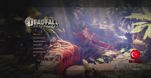 Deadfall Adventures Türkçe Yama 1. Ekran Görüntüsü