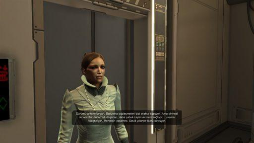Deus Ex: Human Revolution - Director\'s Cut Türkçe Yama 4. Ekran Görüntüsü