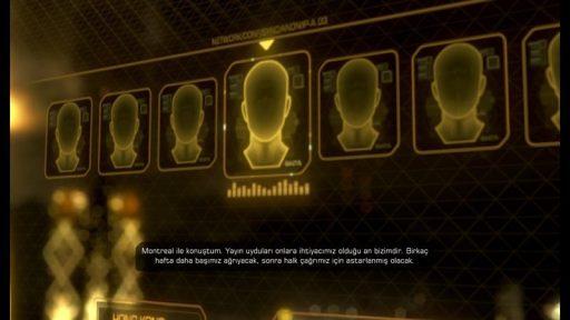 Deus Ex: Human Revolution - Director\'s Cut Türkçe Yama 5. Ekran Görüntüsü