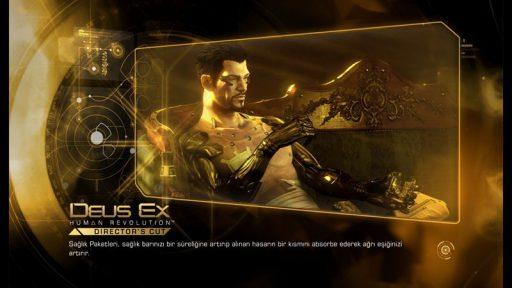 Deus Ex: Human Revolution - Director\'s Cut Türkçe Yama 7. Ekran Görüntüsü