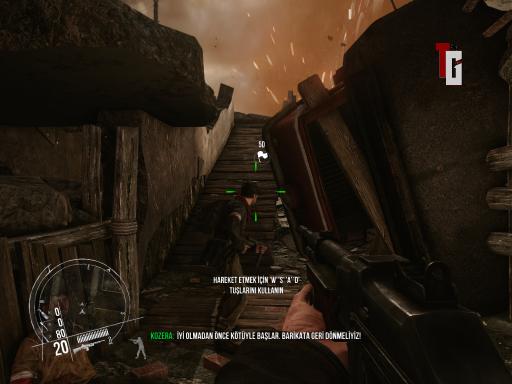 Enemy Front Türkçe Yama 3. Ekran Görüntüsü