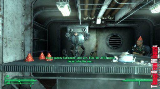 Fallout 3 Türkçe Yama 2. Ekran Görüntüsü