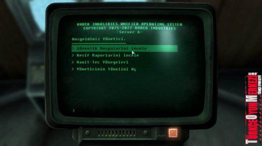 Fallout 3 Türkçe Yama 3. Ekran Görüntüsü