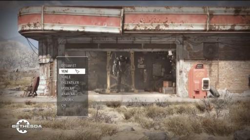 Fallout 4 Türkçe Yama 1. Ekran Görüntüsü